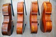 Hansell Cello Reunion.